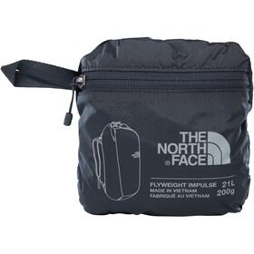 The North Face Flyweight Rolltop Plecak szary
